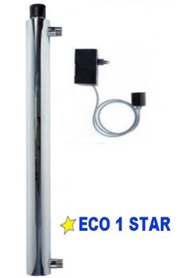 Sterilizzatori per acqua potabile a raggi UV - 2,7mc/h